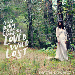 Nicki Bluhm and The Gramblers - Loved Wild Lost DIGITAL