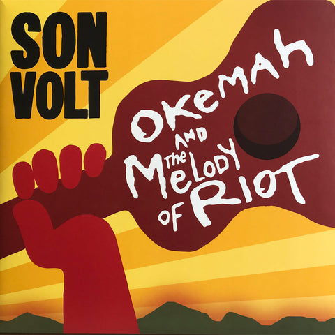 SON VOLT - Okemah And The Melody Of Riot Deluxe Double CD