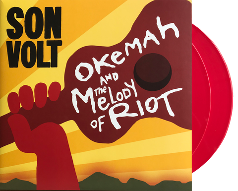 SON VOLT - Okemah And The Melody Of Riot DELUXE DOUBLE COLORED VINYL