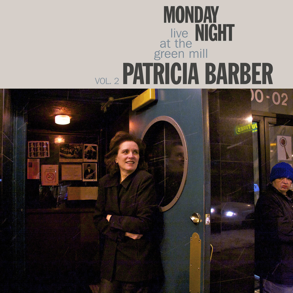 PATRICIA BARBER -  Monday Night Live At The Green Mill Volume 2 - Digital Download