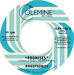 "Monophonics - ""Promises"" Digital Download"