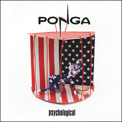 Ponga - Psychological CD