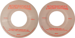 "Monophonics - ""There's A Riot Goin' On"" and ""High Off Your Love"" 7-inch VINYL"