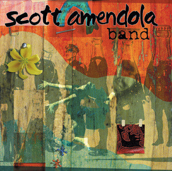 SCOTT AMENDOLA BAND Digital Download