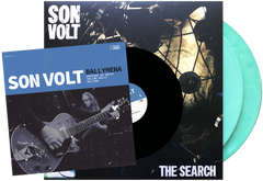 SON VOLT - The Search Deluxe Double Colored VINYL + Ballymena EP 10inch VINYL
