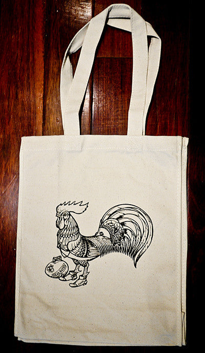 Sean Hayes - Rooster Tote Bag