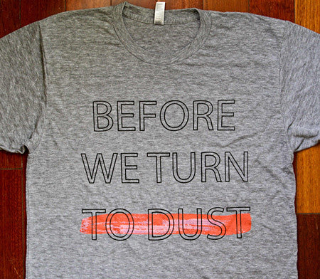 Sean Hayes - Before We Turn To Dust Men's Crew Neck T-Shirt