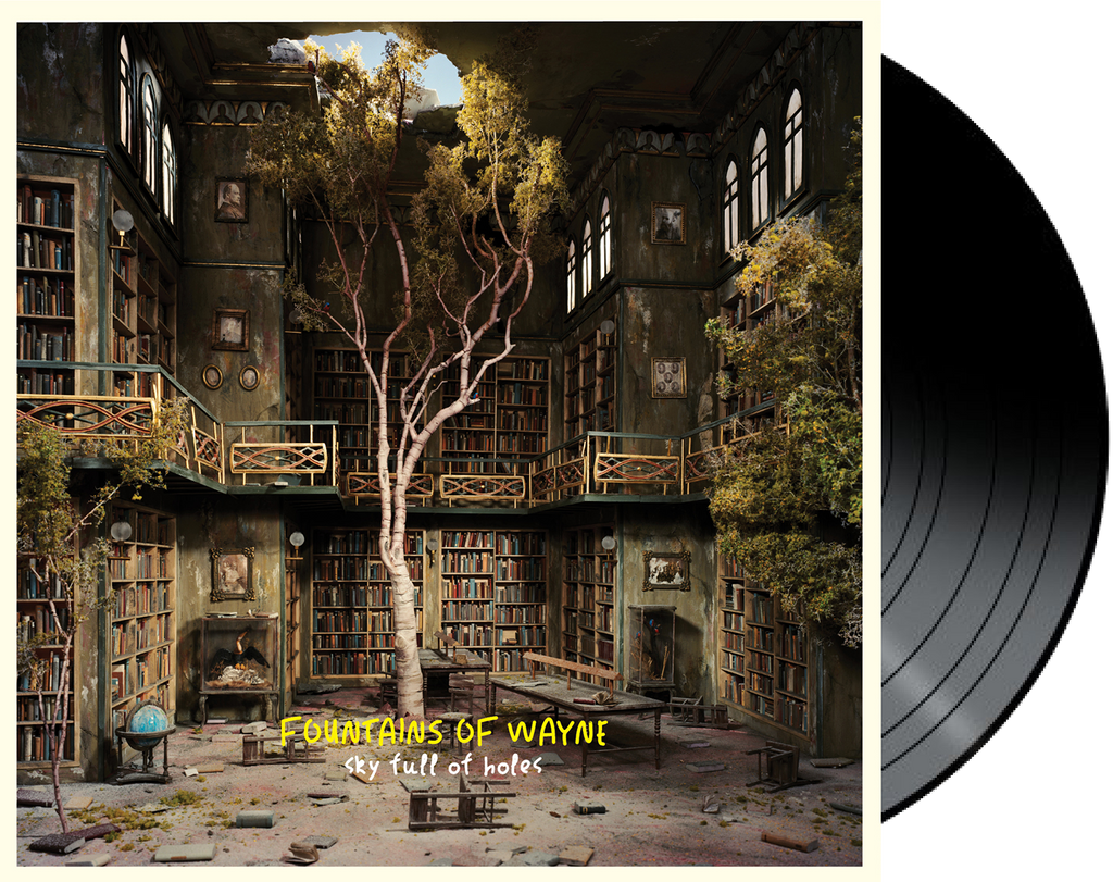 Fountains of Wayne - Sky Full Of Holes Limited Edition 180 gram VINYL (Includes download code + bonus material)