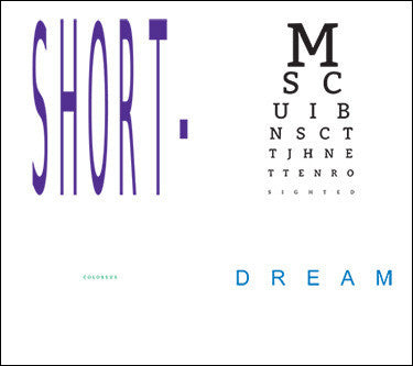 JOHN DIETERICH / BEN GOLDBERG / SCOTT AMENDOLA - Short-Sighted Dream Colossus CD