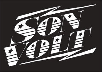 SON VOLT - STICKER