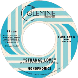 "Monophonics - ""Strange Love"" Digital Download"