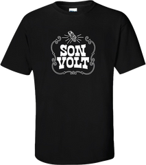SON VOLT - Black Old Vegas T-shirt
