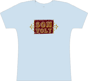 SON VOLT - Girlie T-shirt