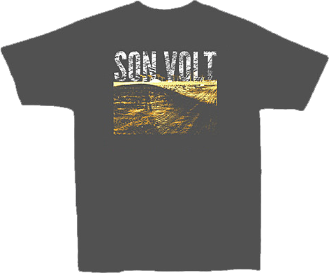 SON VOLT - Grey Honky Tonk T-shirt