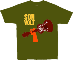 SON VOLT - Okemah and the Melody of Riot T-shirt