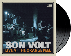 SON VOLT - Live At The Orange Peel DOUBLE VINYL