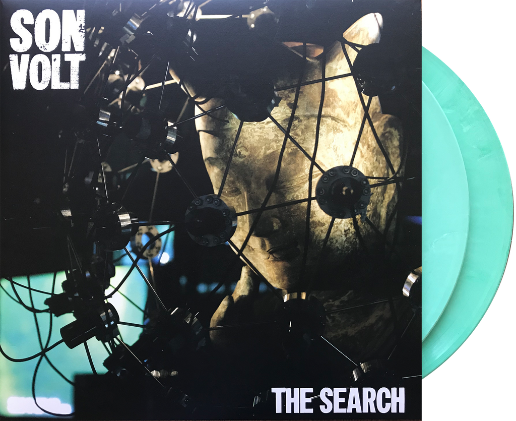SON VOLT - The Search Deluxe Double Colored VINYL