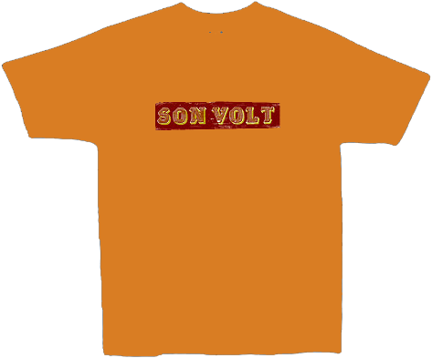 Son Volt - Woodcut T-Shirt