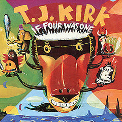 T.J. Kirk - 'If Four Was One' CD