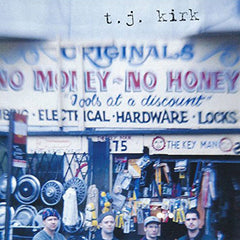 T.J. Kirk - 'self-titled' CD