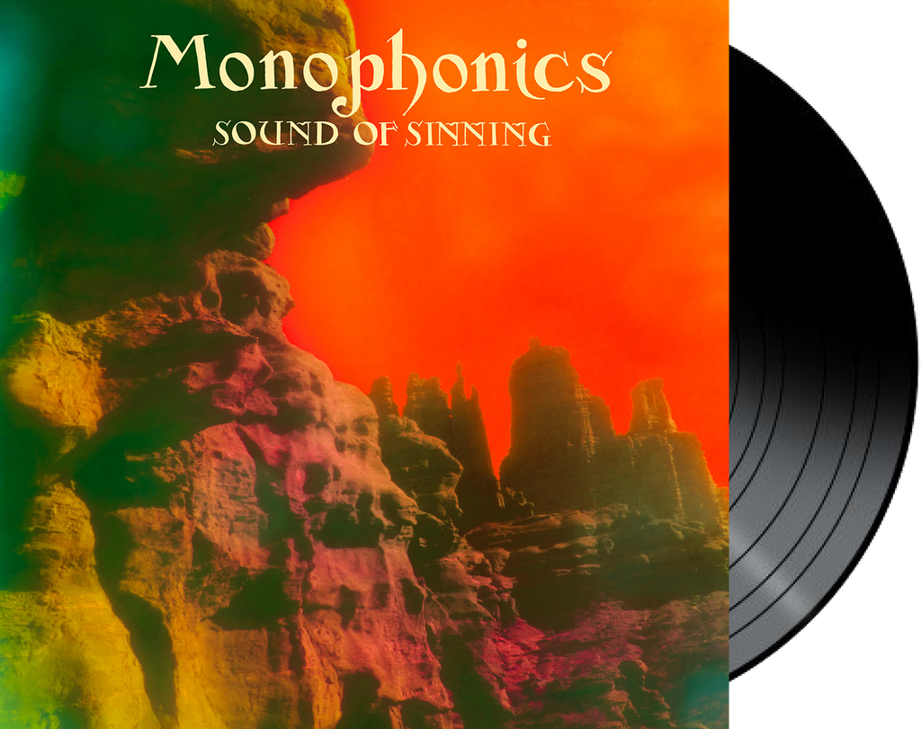 'Sound of Sinning' VINYL (black)