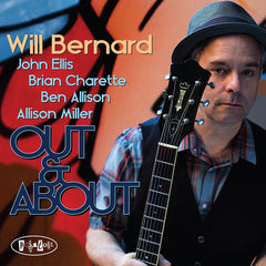 Will Bernard  - 'Out & About' CD
