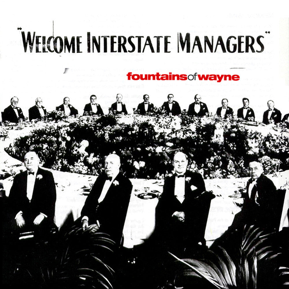 Fountains of Wayne - Welcome Interstate Managers CD