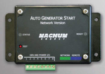 ME-AGS-N Magnum Energy Automatic Generator Start Module 3-relay with Voltage and Temp Start/Network Version