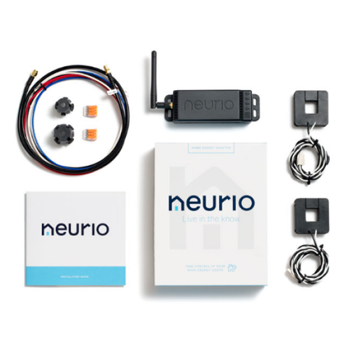Neurio Home Energy Monitor Solar Expansion Kit & Optional Three Phase Expansion