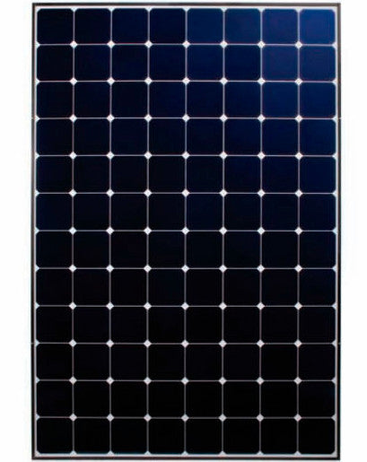 Sunpower E20 Series 327W BOW Residential AC Solar Modules