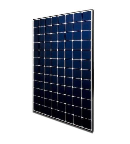 Sunpower E20 Series 327W BOW Residential AC Solar Modules Equinox & Invisimount Monitoring & Racking Treepublic Solar