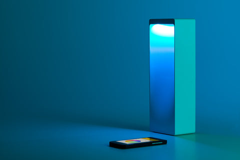 ambient light speaker
