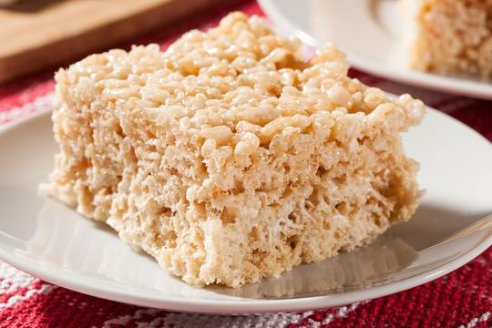 Professional Rice Crispy Treat Recipe Formulation