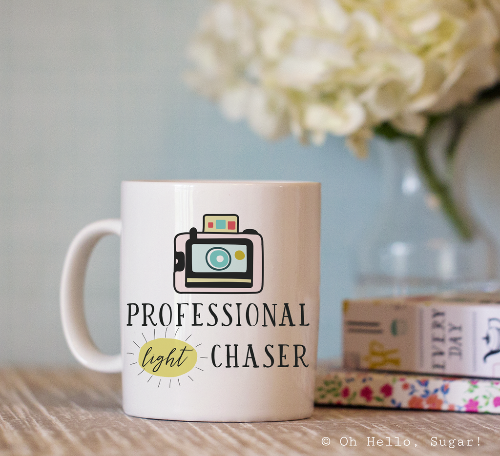 Light Chaser Mug