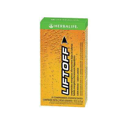 Liftoff® Bebida Energética Natural