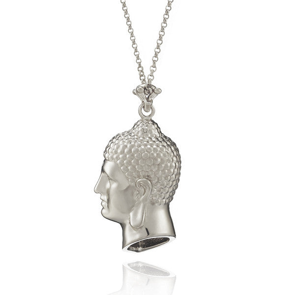 Apollo Buddha necklace