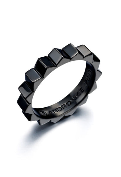 Bardo black ring