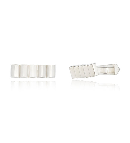Bardo rectangle cufflinks