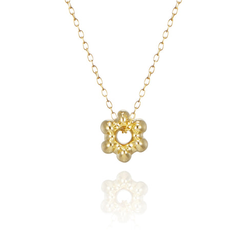 Great hall vermeil necklace medium