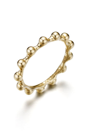 New Athos 18k yellow gold ring
