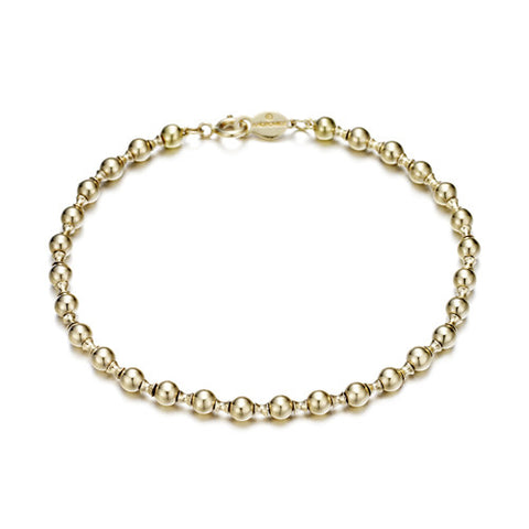 New Athos 18k yellow gold bracelet
