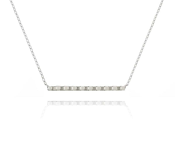 Patara bar necklace