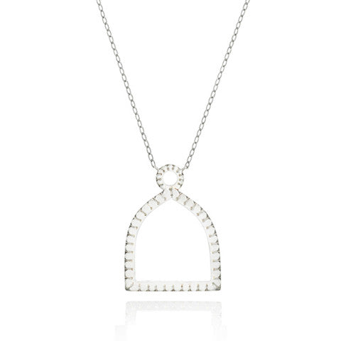 Aix Lancet necklace