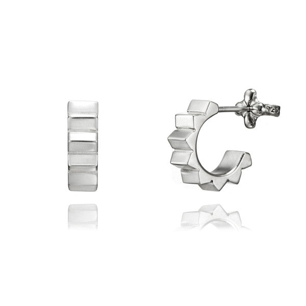Bardo hoop earrings small