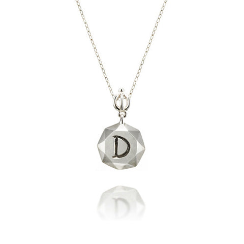 Ravenna Initial D necklace