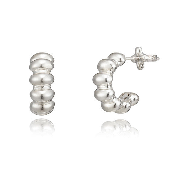 Great hall hoop earrings small