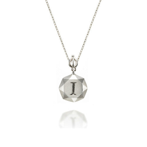 Ravenna Initial I necklace