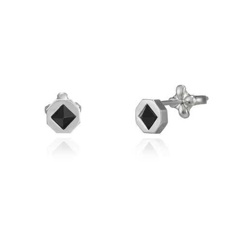 Norwich onyx earrings