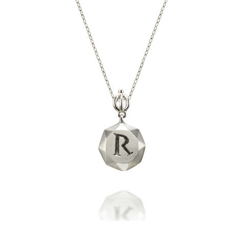 Ravenna Initial R necklace
