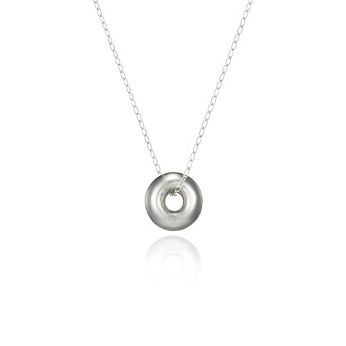 Torus necklace small
